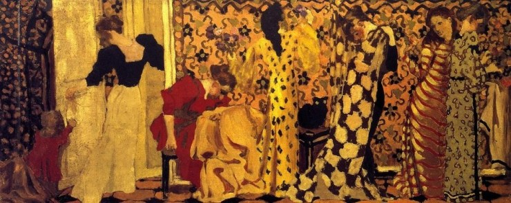 Edouard-Vuillard-The-Dressmaking-Studio-I